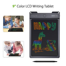"9""Inch LCD Writing Drawing Tablet Handwriting Pads Board Black For Children Kids"