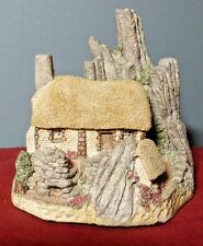 1986 Hand Painted Crofters Cottage by David Winter ~ Made in Great Britain