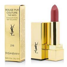 Yves Saint Laurent Rouge Pur Couture The Mats - #216 Red Clash 3.8g Lip Color