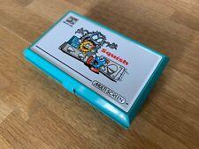 Juego de Nintendo y Reloj aplastar 1986 LCD electrónico Juego-Excelente Estado.