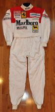 Mario Andretti Autographed Signed Replica 1982 F1 Race Suit Overall