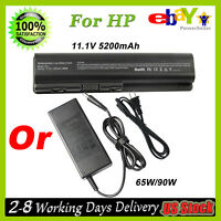 6 Cells HP 484170-001 Laptop Battery For HP Pavilion DV4-1465DX / DV4-1548DX