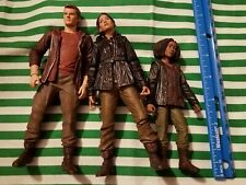NECA Hunger Games Katniss Everdeen Cato Rue action figures loose lot of 3 GUC