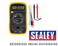 Sealey Multímetro Digital 8 Funciones con Termopar MM20