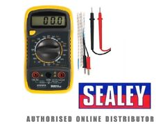 Sealey MM20 Digital Multimeter 8 Function With Thermocouple Post
