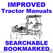 Cockshutt 540 & 550 & 560 & 570 Tractors Tractor REPAIR SHOP SERVICE MANUAL CD