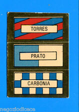 CALCIO FLASH '83 Lampo Figurina-Sticker - TORRES-PRATO-CARBONIA SCUDETTO -New