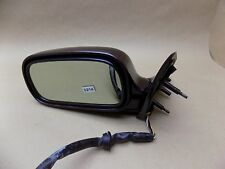 00-05 CADILLAC DEVILLE LEFT LH DRIVER SIDE POWER REARVIEW MIRROR BURGANDY