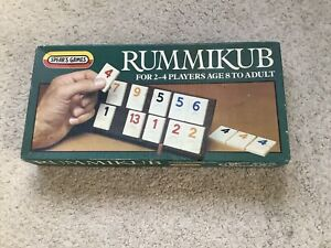 Vintage Rummikub  Spear's games (1983)