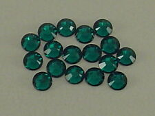20ss EMERALD HOT FIX swarovski rhinestones 72pcs