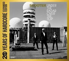 Scooter - 20 years of Hardcore-under the radar over the top (2 CD) techno NEUF