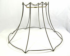 Lamp Shade Wire Frame Large for Table Floor Hanging Custom Hand Made DIY Unused