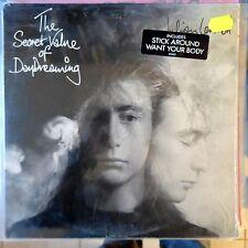 JULIAN LENNON LP THE SECRET VALUE OF DAYDREAMING 1986 USA EX/VG++
