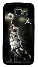 MICHAEL JORDAN MJ PHONE CASE FOR SAMSUNG NOTE & GALAXY S3 S4 S5 S6 S6 S7 S8 S9 +