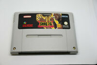 Jeu SHAQ FU pour Super Nintendo SNES version PAL