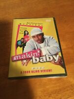 Makin' Baby - Mystikal (DVD, 2009. Full Screen, Slim Case) FACTORY SEALED