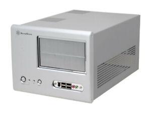 SilverStone Sugo Series SG01-F microATX computer chassis