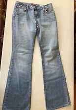 Blue Cult Womens Jeans, Size 27, Light Wash