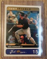 2008 Topps Heritage High Number #712 Jack Hannahan Oakland Athletics Card
