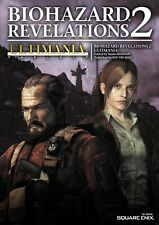 Resident Evil: Revelations 2 Ultimania Game Data and Guide Book