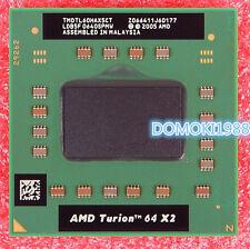 AMD Turion 64 X2 TL-60 TL60 TMDTL60HAX5DM 2G Socket S1 Mobile CPU Processor