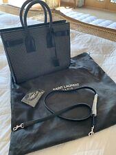 Saint Laurent Sac du jour con Borchie Tote Bag usata solo due volte con dustbag