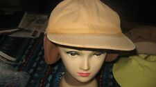 Men's, Brown, Dickies, Cap, with fold down ear cover, mEDIUM WINTER LINED