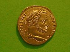 ROMAN GOLD AV AUREUS EMPEROR LICINIUS I., TRIER mint, 310-315 AD