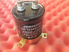 BK PRECISION 1744A CAPACITOR JAMICON 105°C544K0 (M) 22000uF  35V