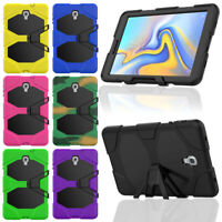 Heavy Duty Case with Screen Protector Cover For Samsung Galaxy Tab A T590 10.5