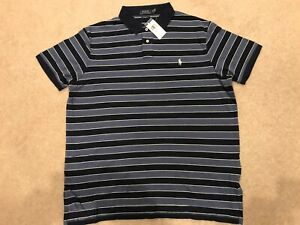 Polo Ralph Lauren Polo Shirt (Mens XXL Custim Fit) NWT