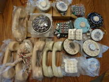 19 brand new telephone dials, handsets, and parts parts parts