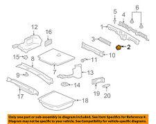 JAGUAR OEM 07-15 XKR INTERIOR-REAR BODY-Package Tray Trim Clip XR812941010