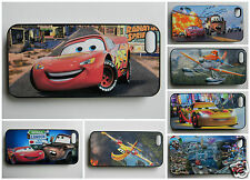 DISNEY CARS & PLANES HARD BACK CASE FOR IPHONE 5/5S/4/4S/6/6s/6+/7/7+/8/8+,X