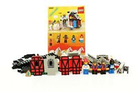Lego Castle Lion Knights Set 6067 Guarded Inn 100% complete + instructions 1986
