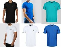Luke Mens Designer Crew Neck Short Sleeves T shirt Top Tee S M L XL 2XL 3XL 5XL