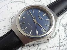 Original 1974 Longines 6312 Cal Ultronic ESA 9162 Date 'Hummer' Watch (F300Hz)