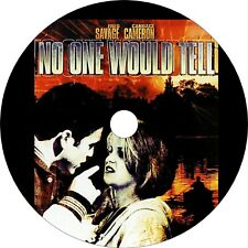 No One Would Tell (1996) Drama, Crime Dvd