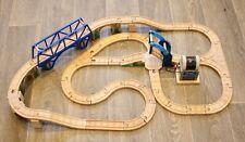 Thomas & Friends Learning Curve / ELC / Brio Wooden Train 'Sling Bridge Set'