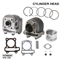 GY6 150cc Engine Rebuild Cylinder Head Gaskets Kit Set for Scooter Motorcycle