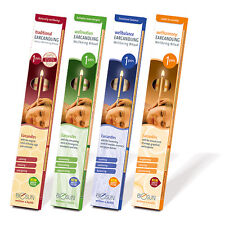 BIOSUN EAR CANDLES Three Aroma & One Traditional. Made in Germany