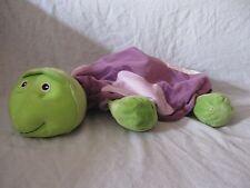 "18"" Tama The Tortoise ZOOBIES PET Tortoise Only No Blanket Plush Stuffed Animal"
