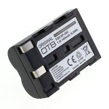 Originele OTB Accu Batterij Konica Minolta DiMAGE A2 - 1400mAh Akku Battery
