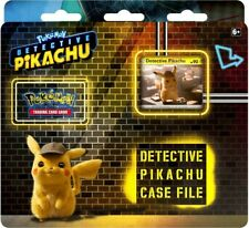 Pokemon TCG: Detective Pikachu Case File Trading Cards