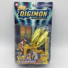 Bandai Digimon Digivolving Limited Edition Kyubimon Taomon Action Figure #13365