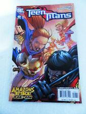 Teen Titans  49. DC . 2007 -  FN +