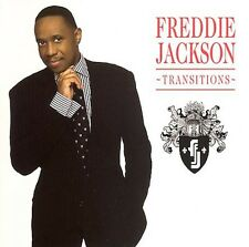 Freddie Jackson - Transitions [New CD]