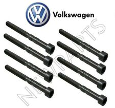 For VW Volkswagen Beetle Golf Set of 8 Fuel Injection Rocker Shaft Bolts Genuine