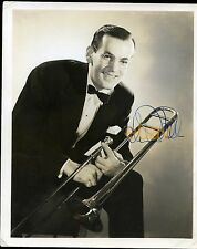 Big Bandleader GLENN MILLER Signed 8x10 Photo Autograph Please Read - Unique!