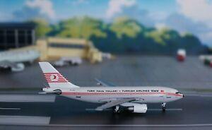 1:400 AeroClassics TURKISH AIRLINES A310, TC-JCL